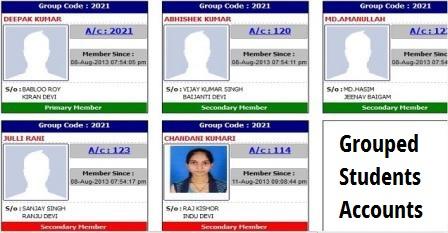 0081 Student Full Info Grouping